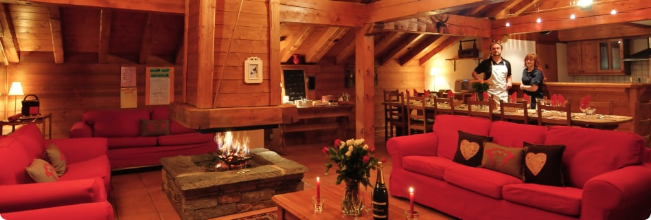 Family skiing holiday in France with catered chalets