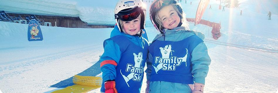 Family Ski Company Ski School