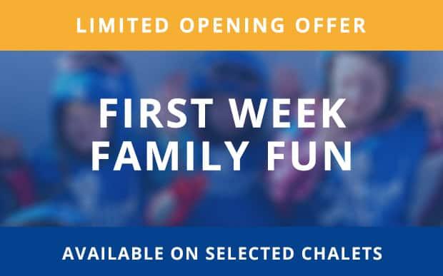 First Week Family Fun